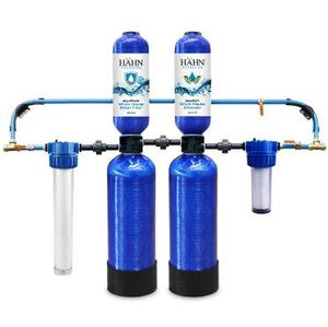 Water Softeners vs Water Filters Systems