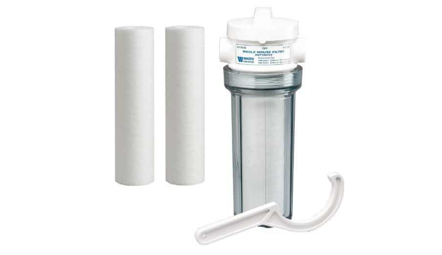 Watts WH-LD Premier Whole House Water Filter