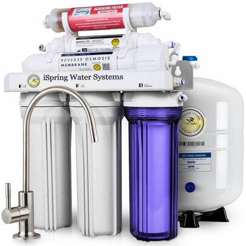 WQA & NSF Certified Water Filters