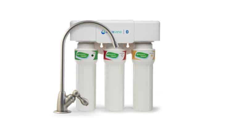 Aquasana AQ-5300.55 3-Stage Under Sink Water Filter