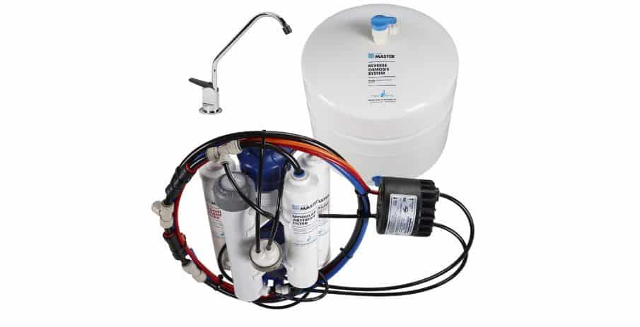 Home Master TMHP HydroPerfection Undersink RO Water Filter