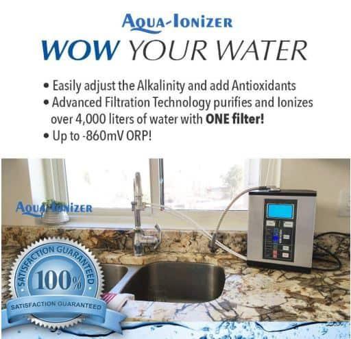 Aqua Ionizer 9.0