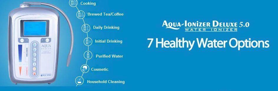 Aqua Ionizer 5.0