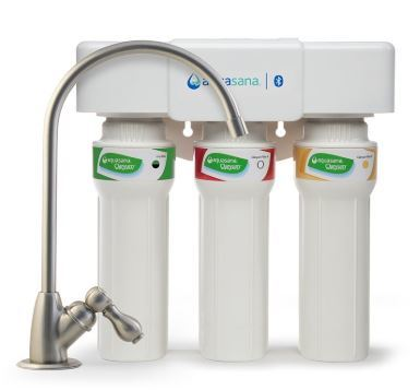 best under sink water filter for lead