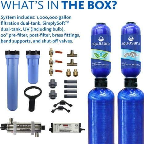 aquasana whole house water filter review