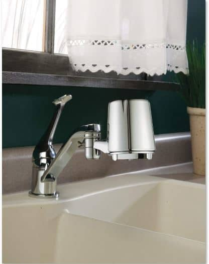 Culligan FM-25 Faucet Mount Filter<br />