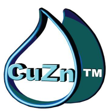 Cuzn Water Filter