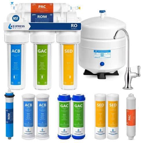 reverse osmosis water filter reviews