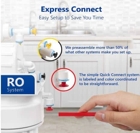 Express Water ROALK10DCG