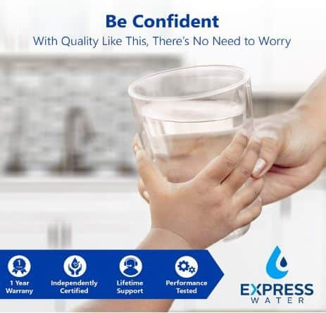Express Water ROALK10DCG RO System
