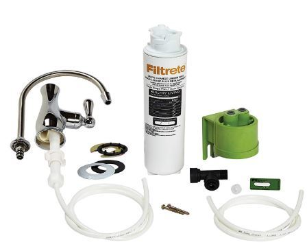 Filtrete Advanced Undersink Water Filtration System