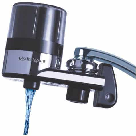 InstaPure F2BCT3P-1ES Faucet Mount Water Filter System<br />