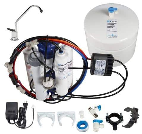Home Master TMHP HydroPerfection Undersink RO Water Filter Review