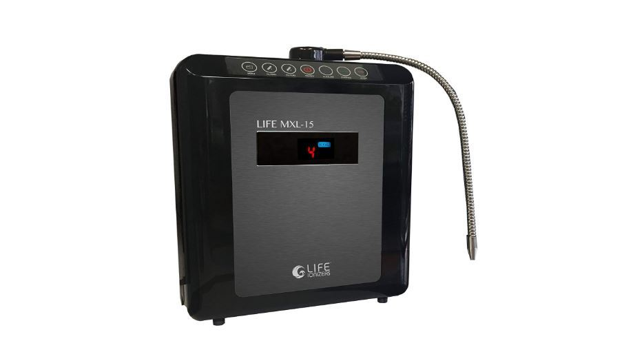 Life Ionizer MXL-15 Counter Top Alkaline Water Ionizer
