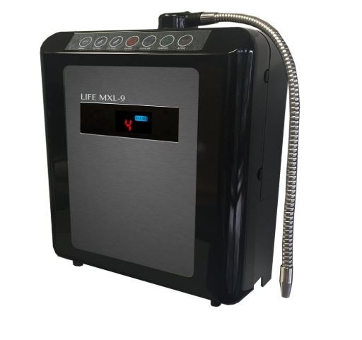 ionizer for water