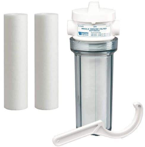 watts premier water filter reviews