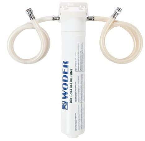 Woder 10K-GenII Ultra High Capacity Water Filter