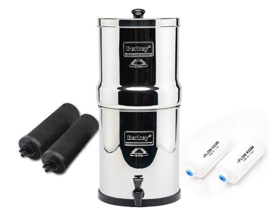Berkey Water Filter Pitchers