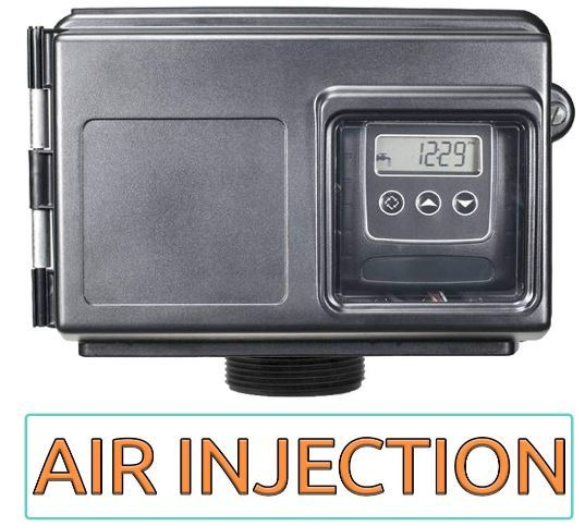 Silver 10 Air injector