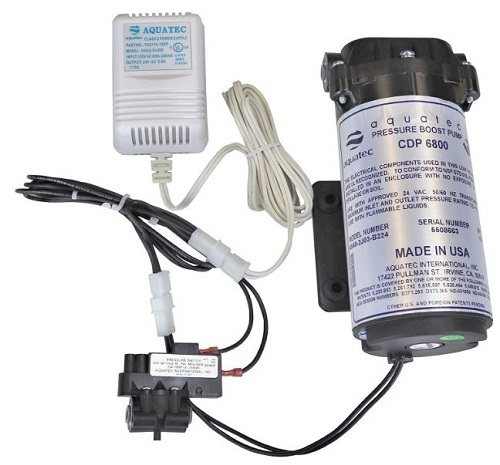 Aquatec 6800 Booster Pump Kit