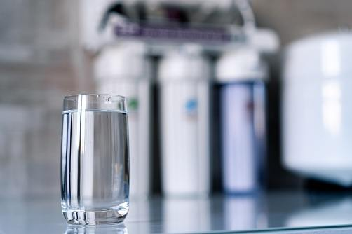reverse osmosis water filter hard water